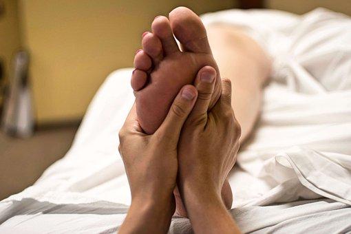 massage découverte pieds