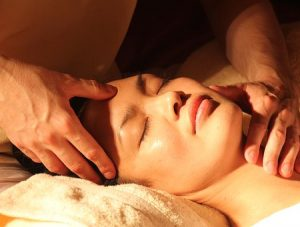 massage decouverte visage