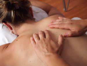 massage découverte dos